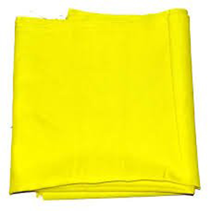Yellow Cloth 2.25Mtr (Pujabhandar)